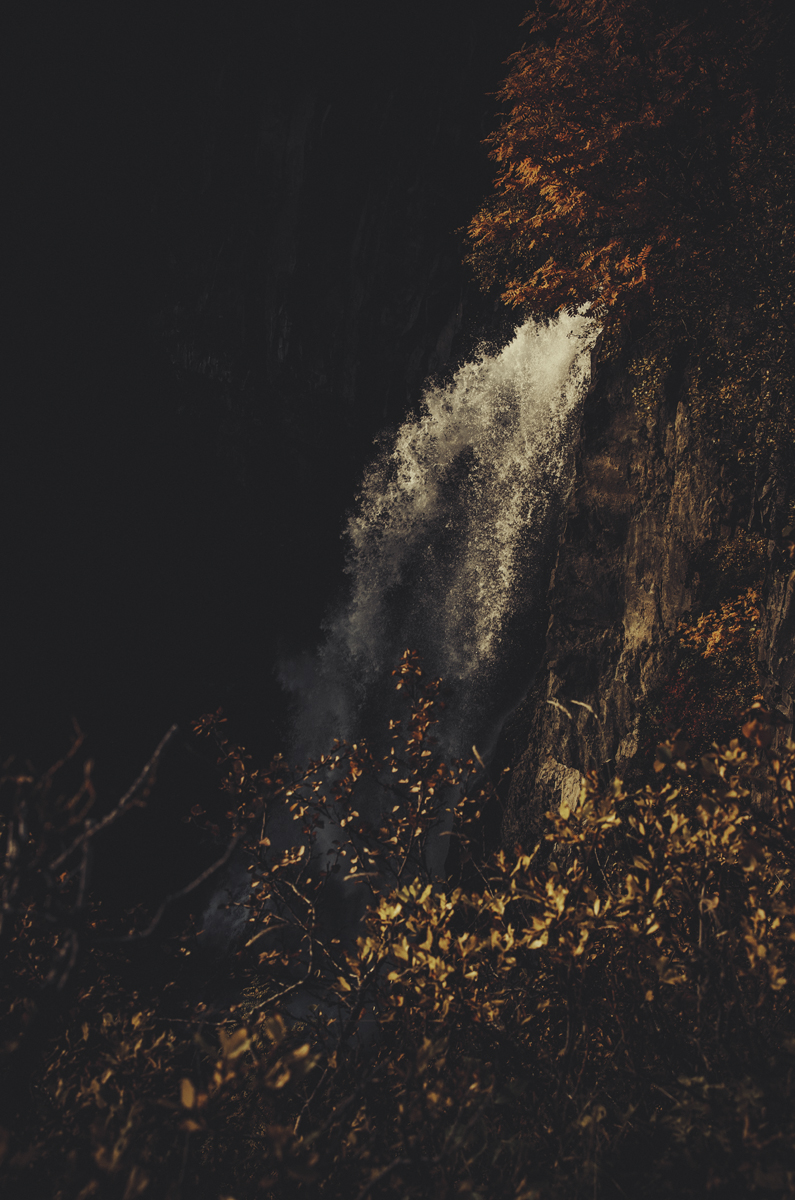 Cascada Hundafoss.